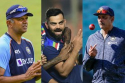 I Don T Have Any Idea About New Coach Appointment For Team India Says Virat Kohli