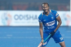 Former India Hockey Striker Sv Sunil Retires From Internationa Hockey