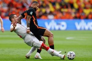 Euro 2020: ನಾರ್ತ್ ಮ್ಯಾಸಿಡೋನಿಯಾ ಮಣಿಸಿದ ನೆದರ್ಲ್ಯಾಂಡ್ಸ್