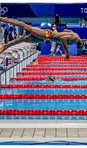 ಟೋಕಿಯೋ ಒಲಿಂಪಿಕ್ಸ್: ಸೆಮಿಫೈನಲ್ಗೆ ಅರ್ಹತೆ ಪಡೆಯಲು ವಿಫಲವಾದ ಸ್ವಿಮ್ಮರ್ ಸಜನ್ ಪ್ರಕಾಶ್