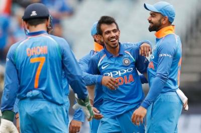 ಭಾರತ vs ಆಸೀಸ್: ಮೆಲ್ಬರ್ನ್ ಕ್ರಿಕೆಟ್ ಗ್ರೌಂಡ್ನಲ್ಲಿ ಚಾಹಲ್ ಕಮಾಲ್!